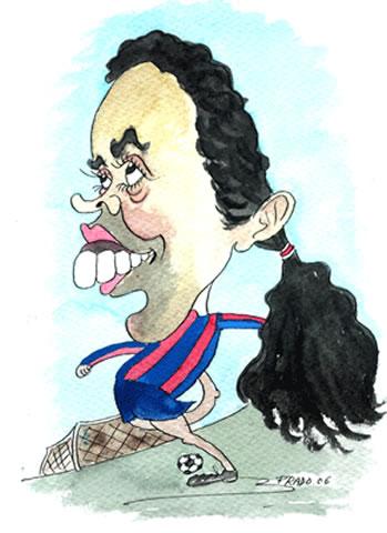 Caricaturas de Famosos..